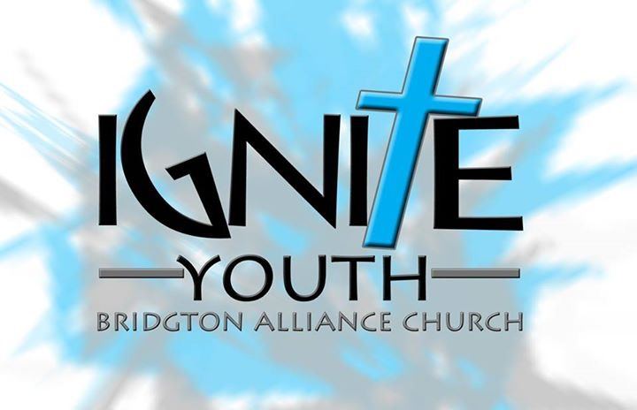 Ignite youth group logo